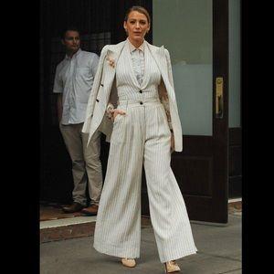 Gucci Pinstripe 3-Piece Suit